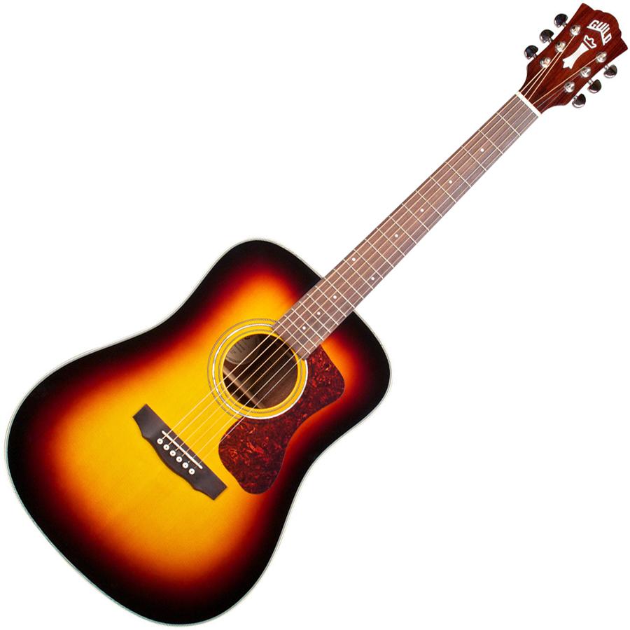D-140 SB ギルド アコースティックギター(サンバースト) GUILD WESTERLY COLLECTION
