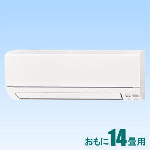 MSZ-GE4018S-W 三菱 【標準工事セットエアコン】(15000円分工事費込) おもに14畳用 (冷房:11~17畳/暖房:11~14畳) GEシリーズ 電源200V (ピュアホワイト)