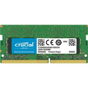CT16G4SFD8266 Crucial PC4-21300 (DDR4-2666)260pin DDR4 SODIMM 16GB