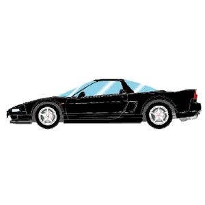 1/43 HONDA NSX-R(NA1) 1992 ベルリナブラック【EM388C】 メイクアップ