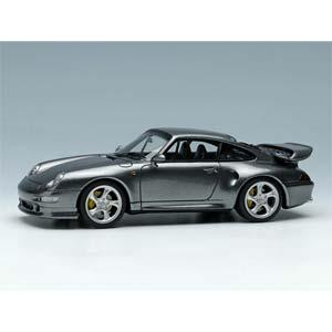 1/43 Porsche 911(993) turbo S 1996 ガンメタリック【VM113E】 メイクアップ