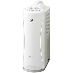 CD-S6318-W コロナ 衣類乾燥除湿機(木造7畳/コンクリート造14畳まで ホワイト) CORONA コンプレッサー方式