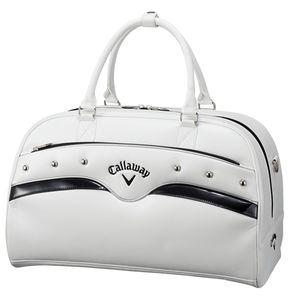CW18 EXIA BOSTON WH キャロウェイ ボストンバッグ(ホワイト) Callaway 18 EXIA BOSTON BAG 5918187