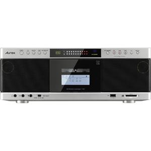 TY-AK1 東芝 ハイレゾ対応SD/USB/CDラジカセ(サテンゴールド) TOSHIBA Aurex