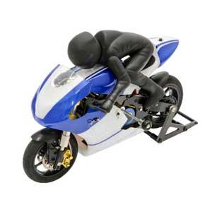 1/10電動RCバイク E-RIDER Moto 1 レッド【CX3-T18R】 ハイテックマルチプレックスジャパン