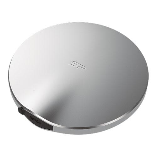 SP240GBPSDB80SCS シリコンパワー USB3.1(Gen2)対応 外付けポータブルSSD 240GB Bolt B80