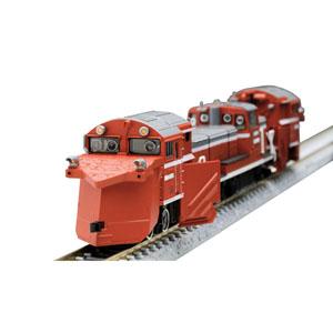 [鉄道模型]トミックス (Nゲージ) 2240 JR DE15-2500形ディーゼル機関車(JR西日本仕様・単線用ラッセルヘッド付)