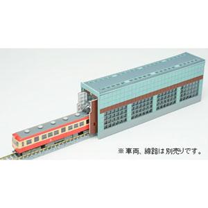 鉄道模型 トミーテック N 電車庫B 未使用品 1着でも送料無料 建物コレクション159