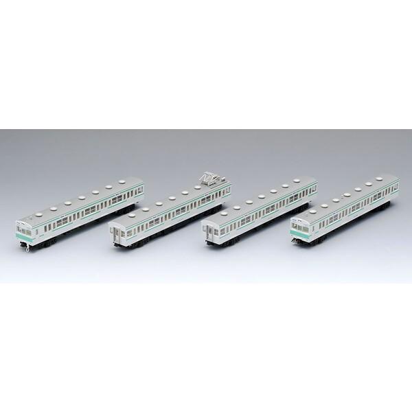 [鉄道模型]トミックス (Nゲージ) 98284 国鉄 103 1000系通勤電車 基本セット (4両)