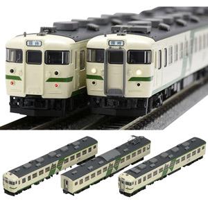[鉄道模型]トミックス (Nゲージ) 98293 JR 169系電車(松本運転所・改座車) 基本セット (3両)