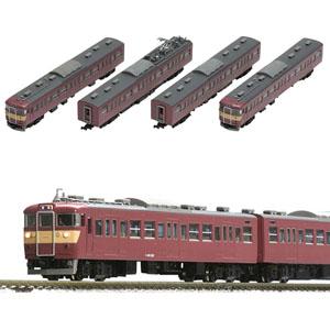 [鉄道模型]トミックス (Nゲージ) 98296 国鉄 415系近郊電車(旧塗装) 基本セット (4両)
