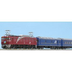 [鉄道模型]トミックス (Nゲージ) 98642 JR EF81・24系特急寝台客車(エルム)セット (7両)