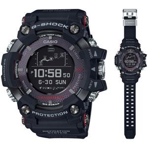 GPR-B1000-1JR カシオ 【国内正規品】G-SHOCK(ジーショック) RANGEMAN Gショック Bluetooth搭載 GPSソーラーアシスト メンズタイプ [GPRB10001JR]【返品種別A】