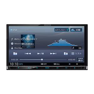 DPV-5000 ケンウッド 地上デジタルTVチューナー搭載/Bluetooth/DVD/USB/SD AVシステム2DIN 180mm KENWOOD