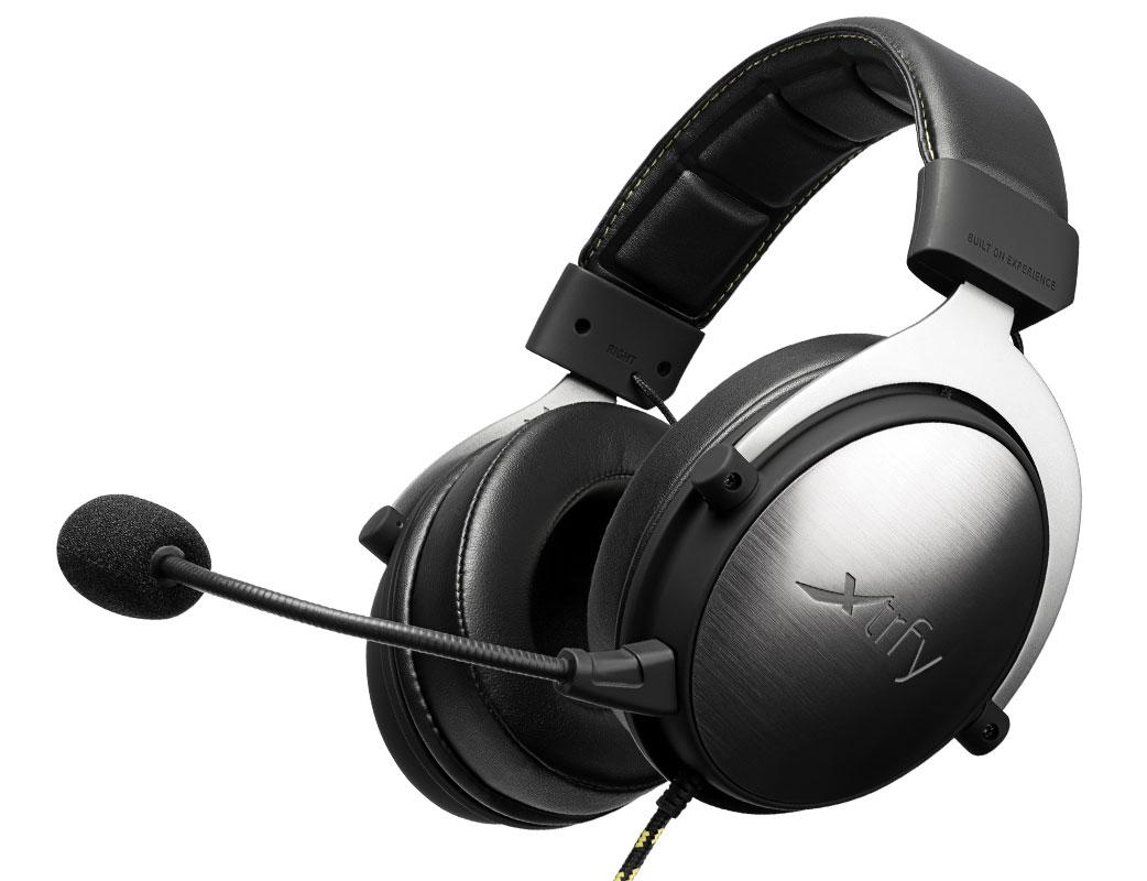 【500円クーポン10/11am1:59迄】701058 Xtrfy プロゲーミングヘッドセット H1【日本正規代理店保証品】 エクストリファイ Pro gaming headset. Optimized for esports. XG-H1