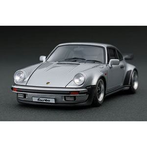 1/43 Porsche911 (930) Turbo Silver【IG0941】 ignitionモデル