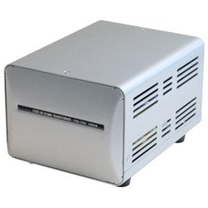 WT-1UJ カシムラ 海外国内用大型変圧器 110-130V/1500VA Aプラグ対応 Kashimura アップダウントランス(大型タイプ)