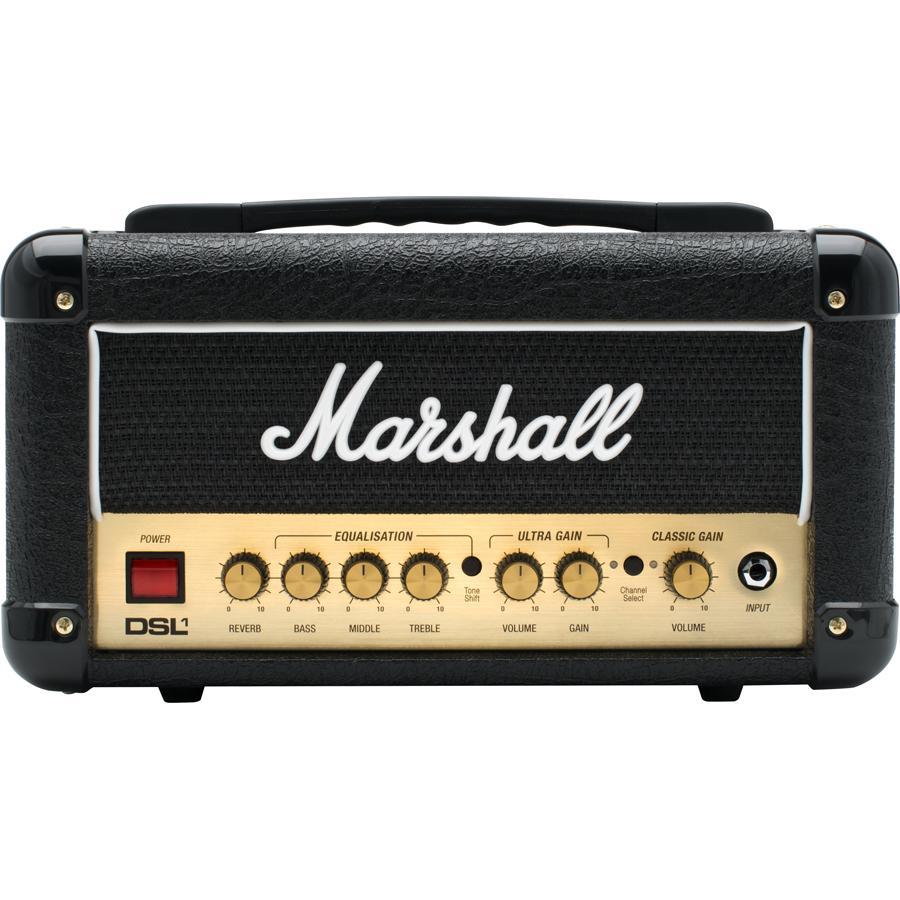 DSL1H マーシャル ギターアンプヘッド正規メーカー保証付属 Marshall DSLシリーズ