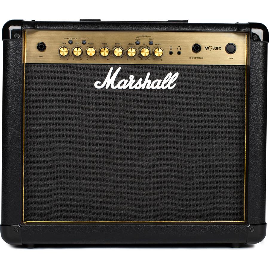 MG30GFX マーシャル 30Wギターアンプ正規メーカー保証付属 Marshall MG GOLDシリーズ