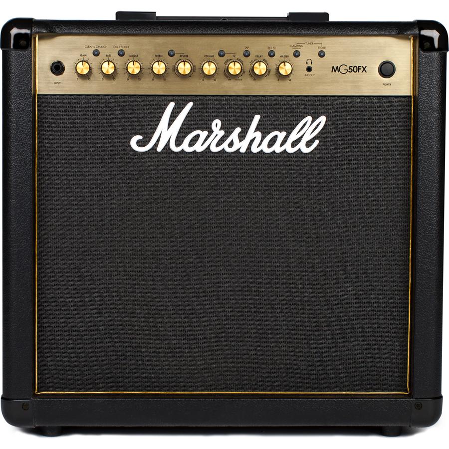 MG50GFX マーシャル 50Wギターアンプ正規メーカー保証付属 Marshall MG GOLDシリーズ
