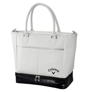 CW18 SOLID TOTE WH キャロウェイ トートバッグ(ホワイト) Callaway 18 SOLID TOTE BAG 5918185