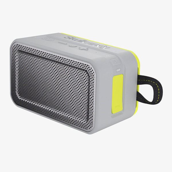 S7PDW-J583-I スカルキャンディ Bluetoothスピーカー(グレー/ホットライム) Skullcandy Barricade XL