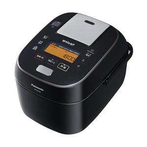 SR-SPA188-K パナソニック スチーム&可変圧力IHジャー炊飯器(1升炊き) ブラック Panasonic Wおどり炊き