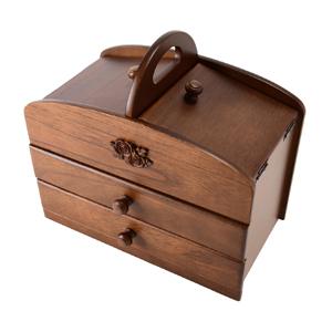 20-301 茶谷産業 ソーイングボックス 裁縫箱