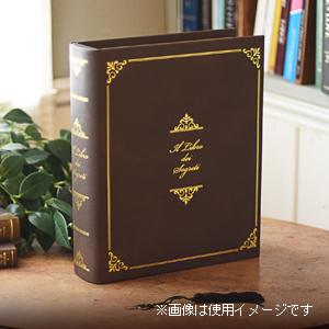 240-962 茶谷産業 本型シークレットボックス Secret Box [240962]