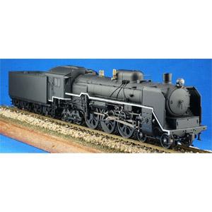 [鉄道模型]トラムウェイ (HO) TW-C60A 国鉄 C60 蒸気機関車 第1次改造車