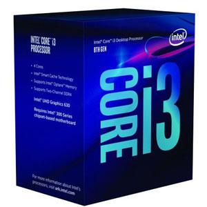 BX80684I38300 インテル Intel CPU Core i3 8300 BOX(Coffee Lake-S)
