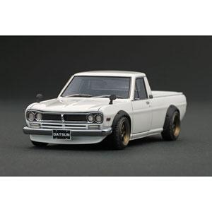 1/43 Nissan Hakotora Long White【IG1507】 ignitionモデル