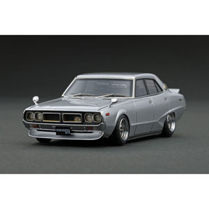 1/43 Nissan Skyline 2000 GT-X (GC110) Silver【IG1573】 ignitionモデル