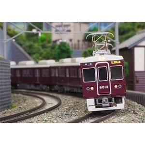 [鉄道模型]グリーンマックス (Nゲージ) 30239 阪急6000系 宝塚線6013編成 8両編成セット(動力付き)