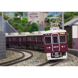 [鉄道模型]グリーンマックス (Nゲージ) 30240 阪急6000系 神戸線6050編成 8両編成セット(動力付き)