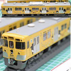 [鉄道模型]グリーンマックス (Nゲージ) 50606 西武2000系(LAIMOラッピング) 8両編成セット(動力付き)