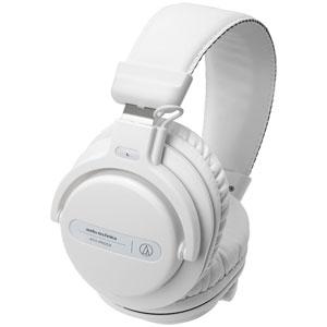 ATH-PRO5X-WH オーディオテクニカ ダイナミック密閉型ヘッドホン(ホワイト) audio-technica