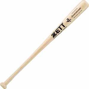 Z-BWT14714-1200ST ゼット 硬式野球用木製バット(ナチュラル・84cm) ZETT スペシャルセレクトモデル