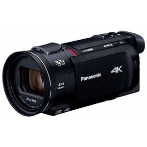HC-WXF1M-K パナソニック デジタル4Kビデオカメラ「HC-WXF1M」