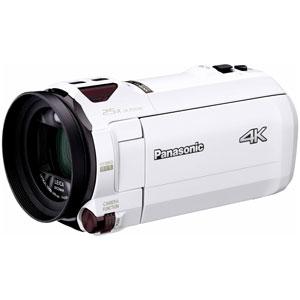 HC-VX990M-W パナソニック デジタル4Kビデオカメラ「HC-VX990M」