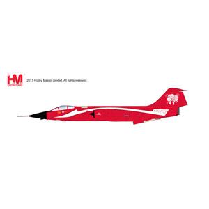 """1/72 CF-104 スターファイター """"カナダ空軍 第421飛行隊""""【HA1036】 ホビーマスター"""