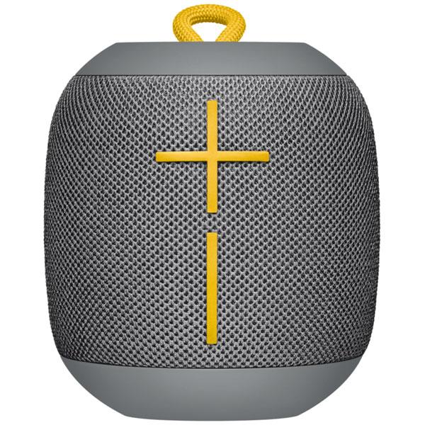 WS650GR アルティメットイヤーズ Bluetooth対応スピーカー(グレー) Ultimate Ears WONDERBOOM