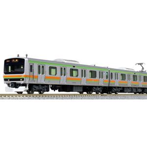 [鉄道模型]カトー (Nゲージ) 10-1494 E231系3000番台 八高線・川越線 4両セット