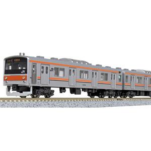[鉄道模型]カトー (Nゲージ) 10-1498 205系5000番台 武蔵野線(サハ205・ドア大窓) 8両セット