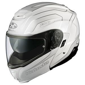 IBUKI ENVOY PWH XS OGKカブト システムヘルメット(パールホワイト XS) IBUKI ENVOY