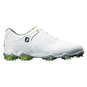 55307W255 フットジョイ メンズ・ゴルフシューズ (ホワイト・25.5cm) TOUR-S #55307