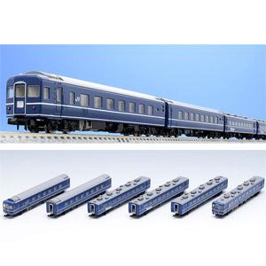 [鉄道模型]トミックス (Nゲージ) 98644 JR 14 500系客車(まりも)セット(6両)
