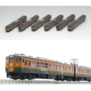 [鉄道模型]トミックス (Nゲージ) 98989 JR 115 1000系近郊電車(高崎車両センター・ありがとう115系)セット(6両)【限定品】
