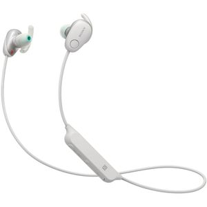 WI-SP600N W ソニー ノイズキャンセリング機能搭載Bluetooth対応ダイナミック密閉型カナルイヤホン(ホワイト) SONY SPシリーズ