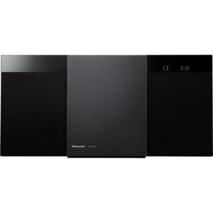 SC-HC300-K パナソニック Bluetoothコンパクトステレオシステム(ブラック) Panasonic
